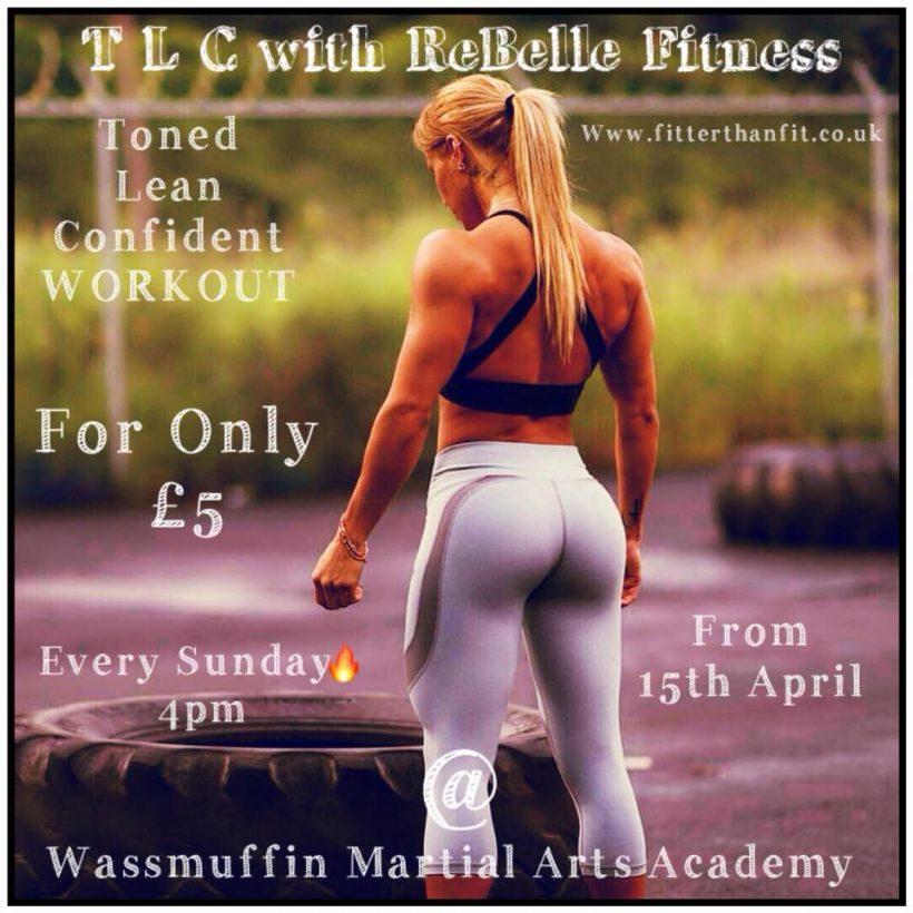 Rebelle Fitness