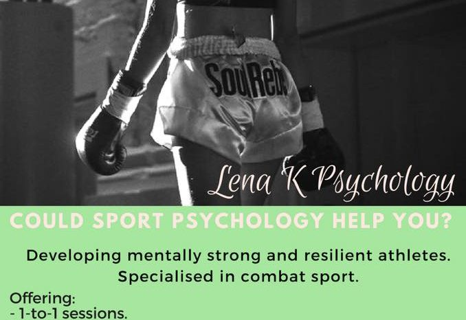 Try Sport Psychology With Lena